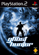 Ghosthunter (Sony PlayStation 2, 2003, DVD-box) muy buen estado