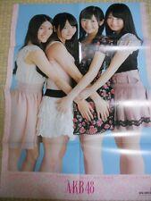 AKB48  Mayu Watanabe & Yui Yokoyama POSTER JAPAN LIMITED!