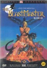 The Beastmaster (1982) DVD (Sealed) ~ Marc Singer