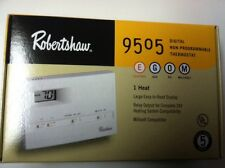 Robert Shaw Digital Thermostat 9505 Non-Programmable (Brand New)