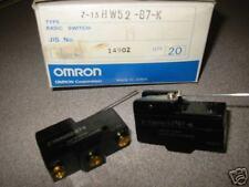OMRON SWITCH Z-15HW52-B7-K