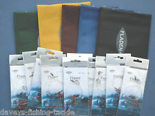 2 Fladen 10 Pocket Rig Wallets for Game Coarse Boat Sea Fishing Bait Rigs Lures