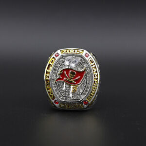 2020-2021 Tampa Bay Buccaneers Super Bowl Championship Ring with Display Box