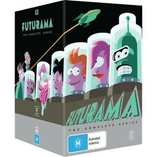 Futurama The Complete Series Box Set DVD