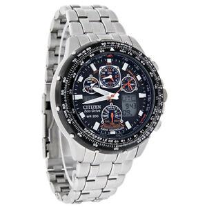 Citizen Men's JY0000-53E Skyhawk A-T Eco-Drive Watch