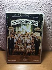 LOS CHICOS DEL CORO DVD USADO