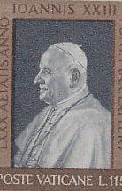 1958/63 - VATICANO - COLLEZIONE GIOVANNI XXIII° COMPLETA. NUOVI