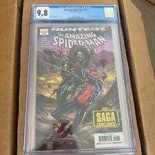 Amazing Spiderman Volume 5 #22 CGC 9.8 Kraven Humberto Ramos free shipping