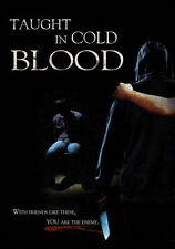 PRE ORDER: TAUGHT IN COLD BLOOD - DVD - Region 1