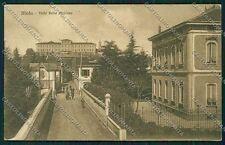 Milano Meda cartolina QQ8134