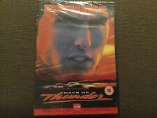 Days of Thunder - UK R2 Pal DVD - New / Factory Sealed - Tom Cruise