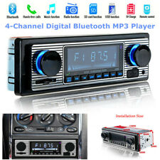 4-Channel Digital Bluetooth Audio USB/SD/FM/WMA/MP3/WAV Radio Stereo Player WELL