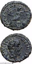 RARE FOURREE ROMAN DENARIUS Pescenius Niger Romae Aetern 193 AD, Antioche?