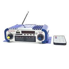12V Car Audio Stereo USB FM Player Amplifier 2 Channel Digital MP3 Player FTZJ