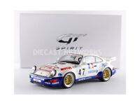 GT SPIRIT - 1/18 - PORSCHE 911 / 964 RSR - LE MANS 1993 - ZM082