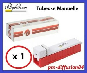 TUBEUSE MANUELLE - STEPHENSON - Machine à Tubes les Cigarettes