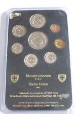 Coffret Monnaies Suisses FDC 1983
