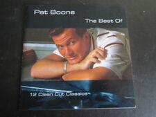 Pat Boone - The best of Pat Boone: 1996 Hallmark CD album (Smooth Pop, Easy)