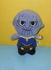"Funko Hero Plushies Marvel Avengers Infinity War  Thanos 7.5"" DwardStuffed Plush"