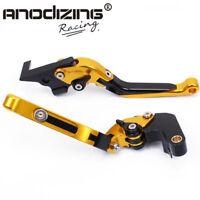 CNC folding brake clutch lever for YAMAHA FZ-10/MT-10 FJ-09 MT-09 FZ-07/MT-07