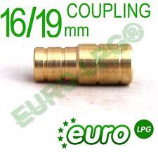 LPG AUTOGAS Water Hose Coolant Coupling Connector - Ø16/19mm