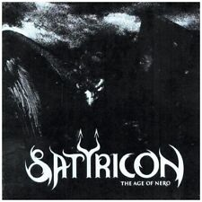 Satyricon - The Age Of Nero NEW CD