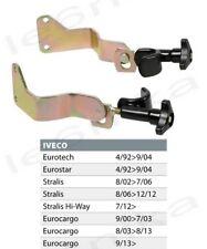 2x Truck Door Locks Anti-Theft IVECO Stralis Hi-Way Eurostar Eurotech Eurocargo