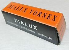 TRIPOLI DIALUX VORNEX ORANGE PRE-POLISH TRIPOLI CUTTING COMPOUND FOR METALS