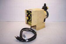 LMI MILTON ROY ELECTROMAGNETIC DOSING PUMP A751-92S 24 GPD 110 PSI