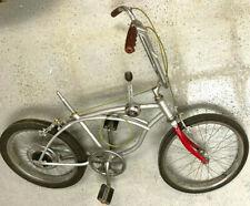 '73 Schwinn 5 speed Sting Ray? frame w/ extras, Slik tire, wheel, Stik Shift