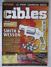 CIBLES N° 385/S&W au SCANDIUM/RUGER SP 101/REPLIQUE SPENCER/MAS 49-56 en .300 SA