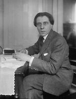 ALFRED CORTOT Pianist autographed signed  big letter