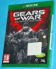 Gears of War Ultimate Edition - Microsoft XBox One - PAL New Nuovo Sealed