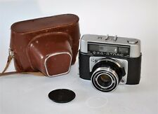 "COLLECTIBLE! RUSSIAN USSR ""FED ATLAS"" CAMERA + INDUSTAR-61 lens, f2.8/52"