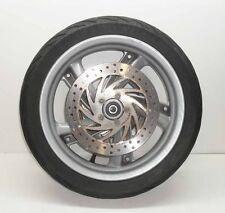 Cerchio Ruota Anteriore con Dischi Freno per Aprilia Atlantic 500 Front wheel