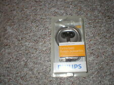 NEW & Factory Sealed PHILIPS MP3 In Ear Headphones Extra Bass