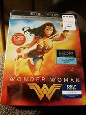 WONDER WOMAN (4K Ultra HD/Blu-ray/Digital HD) Collectible Steelbook Best Buy