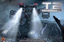Pegasus Terminator Judgment Day Movie T2 Hunter Killer Tank model kit 1/32