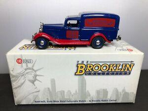 BROOKLIN Boxed Lansdowne 1936 DODGE Van MERLEY Model Museum 1988 diecast 1/43