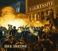 AGGRESSIVE - STICK TOGETHER   CD NEUF