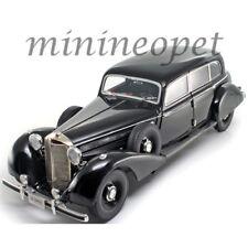 SIGNATURE MODELS 18129 1938 38 MERCEDES BENZ 770K 1/18 DIECAST MODEL CAR BLACK