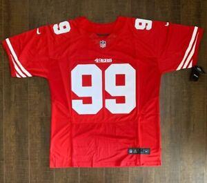 Aldon Smith San Francisco 49ers Mens On Field Jersey Size 52 Free Ship (R)