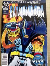Batman Saga n°18 1997 KnightsQuest La Crociata ed. Play Press  [SP10]