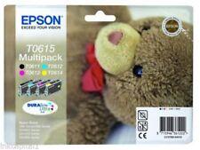 Cartouches d'encre Epson pour imprimante d'origine avec offre groupée