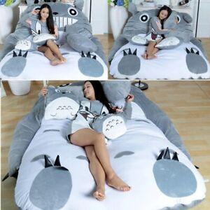 Sofa Bed Kids Adult Girls Cartoon Cute Thicken Soft Super Warm Pillow Bedroom