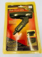 Vintage Road Worthy Travel Hair Dryer 6235 New in Package