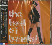 BRIGITTE BARDOT-THE BEST OF BARDOT-JAPAN SHM-CD E78