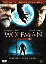 Wolfman - Director's cut : version longue inédite (Benicio Del Toro) - DVD