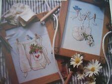 Seasons of Happiness Sentinel Spring & Summer OOP Cross Stitch PATTERN (J)