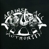 Against All Authority - 24 Hour Roadside Resistance [CD]